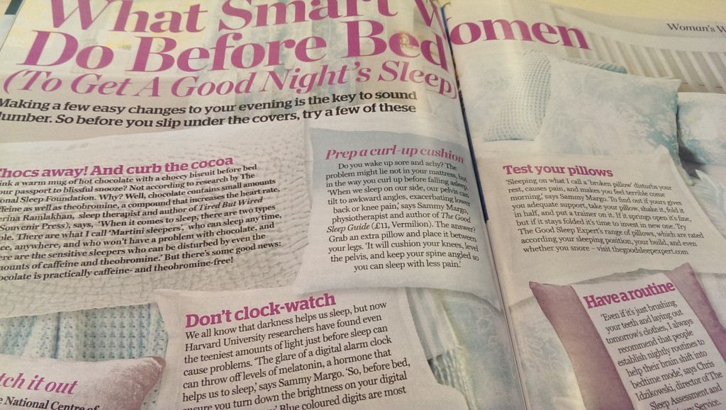 Woman's Weekly - What Smart Women Do Before Bed