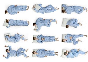 Best Sleeping Position - The Good Sleep Expert