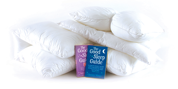 Sammy Margo The Good Sleep Expert Pillows