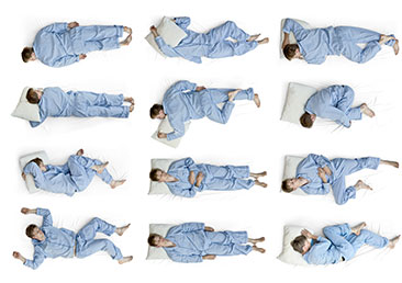 Best Sleeping Position - The Good Sleep Expert